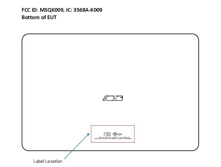 ASUS K009 bzw. ME571KL bei der FCC – Nächstes Google Nexus 7 mit LTE, Quadcore & Full-HD?