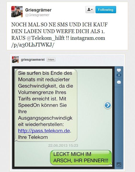 griesgraemer Telekom und Spotify Musik Flatrate: Kundendienst hui, Tarif pfui?