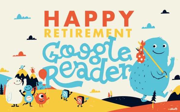 happy retirement gr 590x368 Top 5 Alternativen für den Google Reader