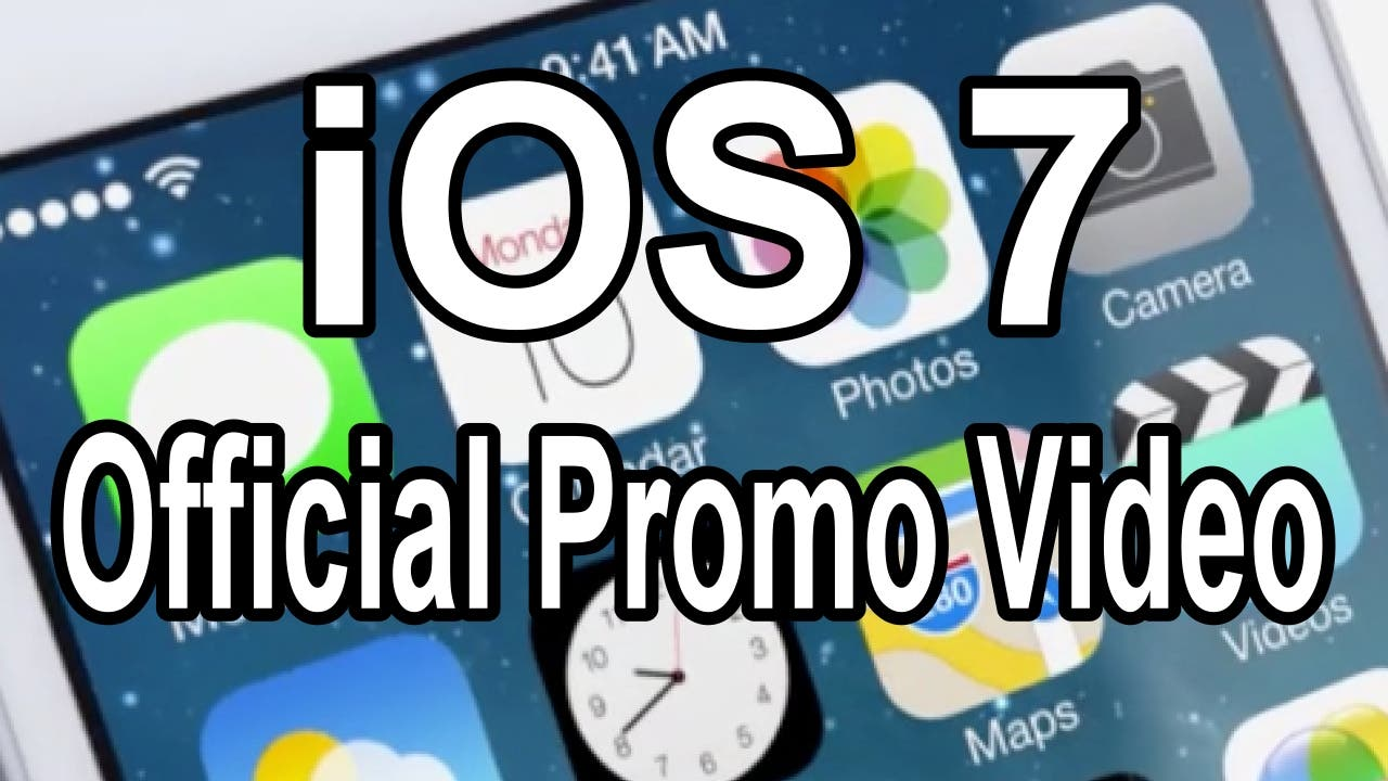 Apple iOS 7 – Jonathan Ive erklaert die neuen Features [Video]