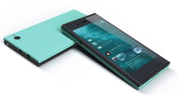 Jolla Sailfish OS soll auf fast allen Android-Smartphones laufen können