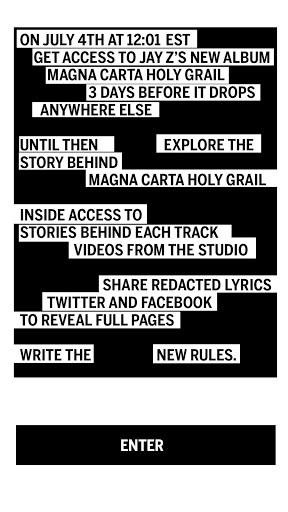 magna carta JAY Z Magna Carta *Update: Download des Albums jetzt verfügbar*