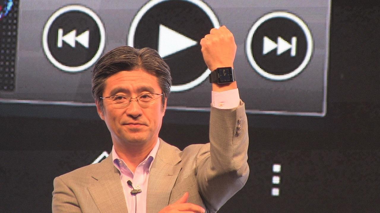 watch Sony Smartwatch 2 offiziell vorgestellt, kommt für 199 Euro *Update: Video*