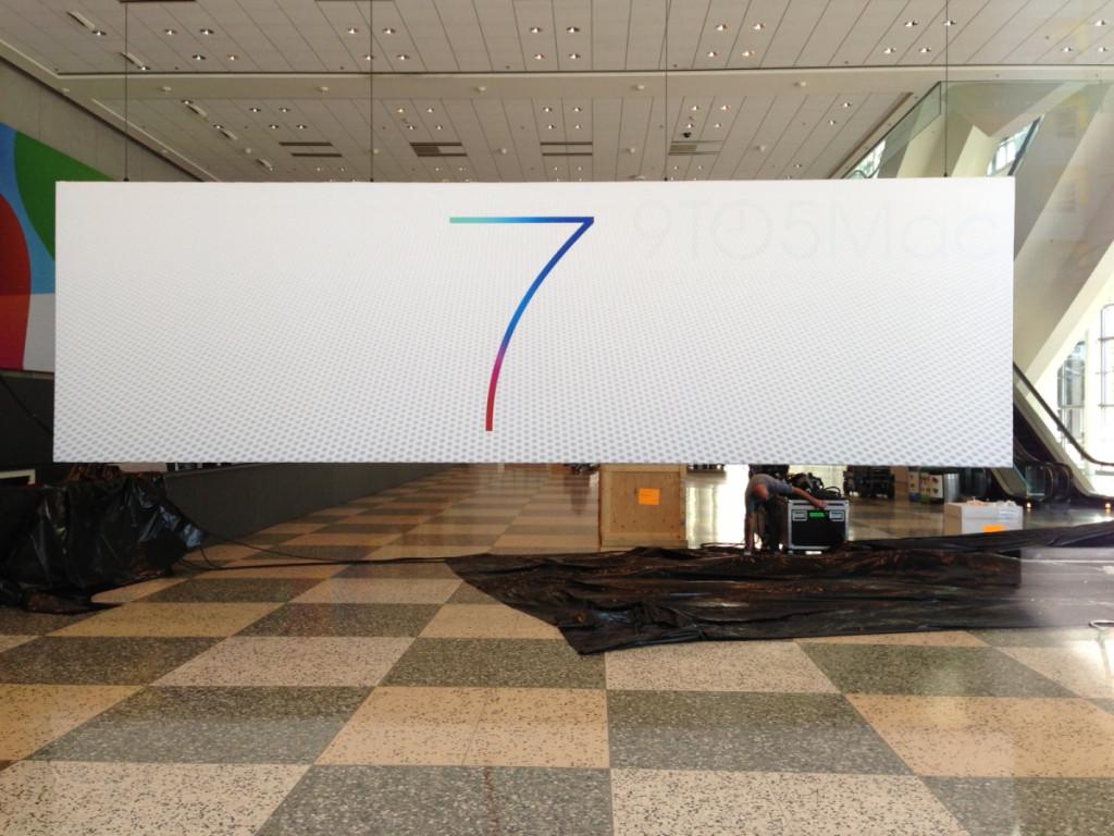 wwdc 2013 flat ios7 WWDC 2013: neues iOS, Streaming Dienst iRadio   was können wir erwarten?