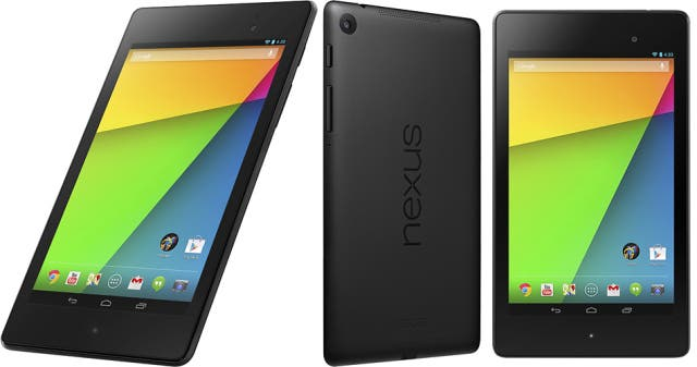 Google Nexus 7 2 21 News: Yahoo wieder Nr.1, Google Hangouts, Oppo N1, Nexus 7 Display
