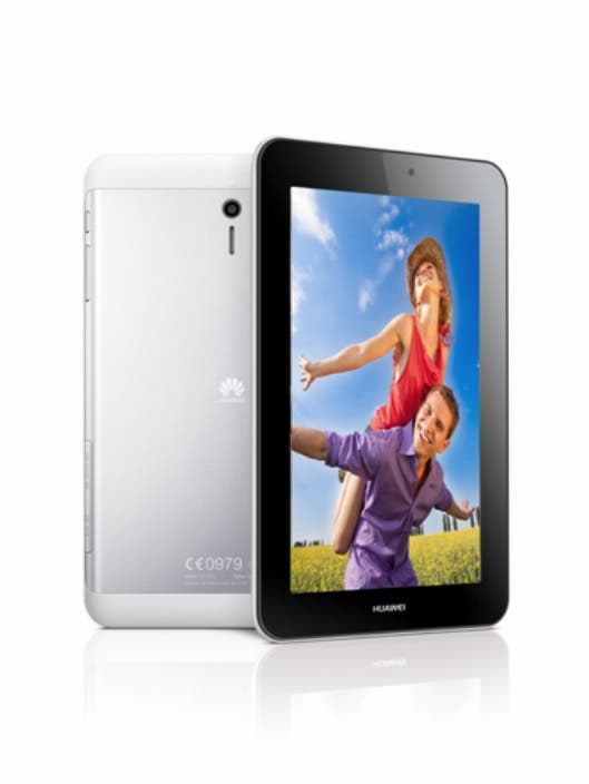 Huawei MediaPad 7 Youth mit Telefon-Funktion offiziell vorgestellt