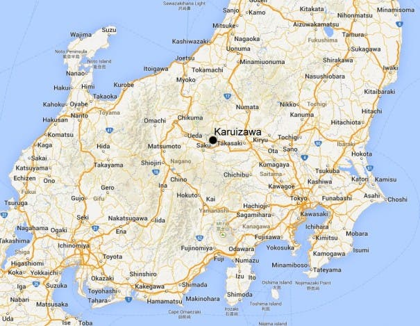 Karuizawa 605x469 Tech & Travel   Karuizawa, Japan