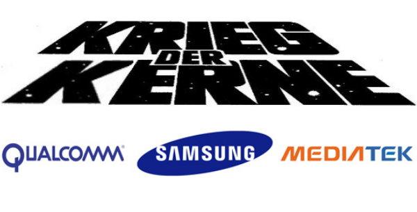 Krieg der Kerne! MediaTek, Samsung und Qualcomm oder wieviele Cores machen Sinn?