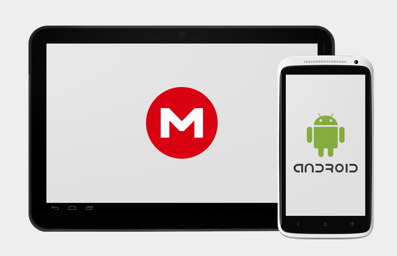 MEGA Android App veroeffentlicht