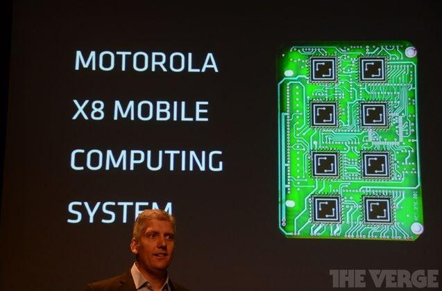 Motorola stellt eigene SoCs für neue Droid Smartphones vor