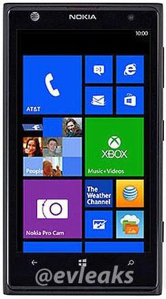 Nokia Lumia 1020: Erstes Pressebild zeigt das Kamera-Smartphone