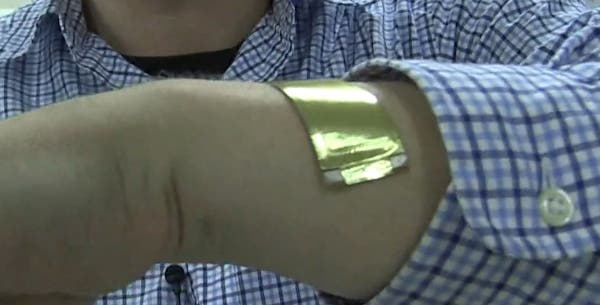 Flexible Batterien fuer Smartphones, Smartwatches und Wearable Computing [Video]