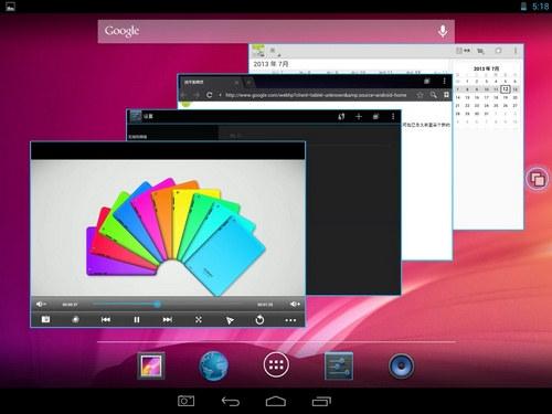 Rockchip ermöglicht Mehr-Fenster-Betrieb unter Android wie bei Windows & Co