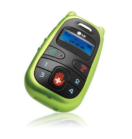 lgmigo 0 Die fünf besten Mobiltelefone für Kinder