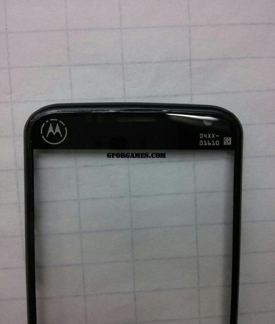 moto x leak 02 resized Motorola: Frontseite des Moto X zeigt sich