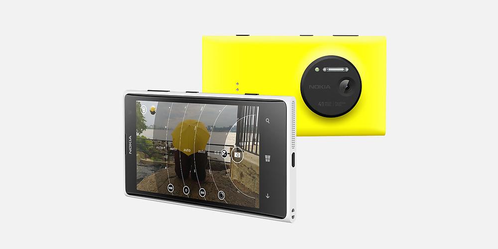 Nokia Lumia 1020 mit 41-Megapixel-Kamera jetzt in Deutschland verfügbar