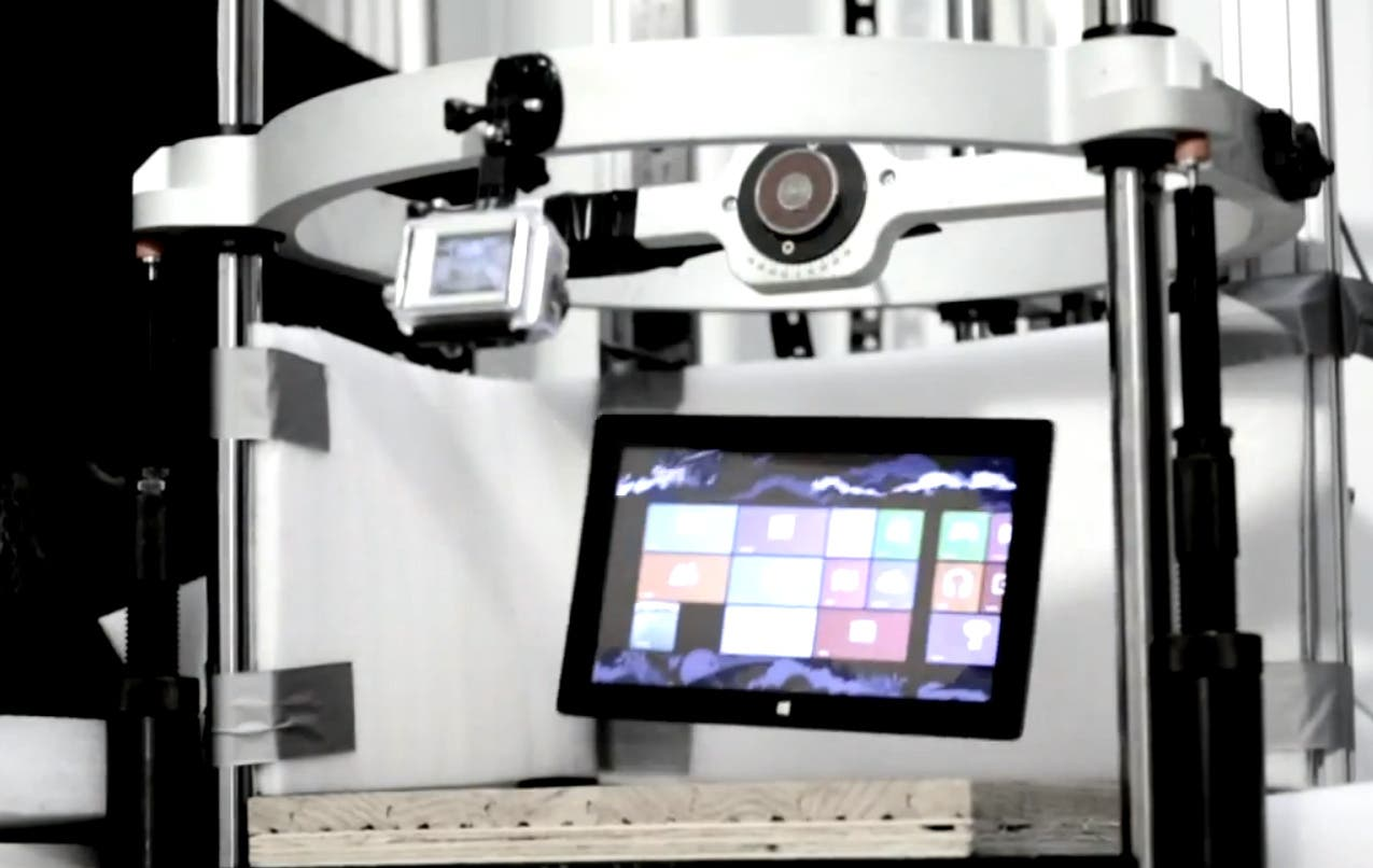 Video: Microsoft gibt Video-Einblick in die Härtetests der Surface-Tablets