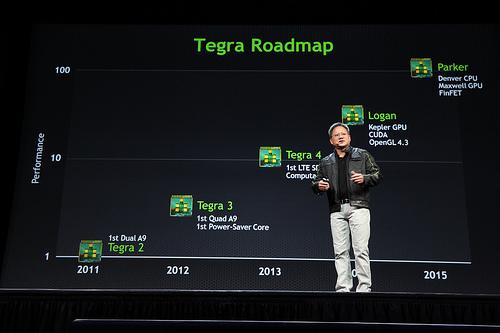 NVIDIA Tegra 5 – PS3 Grafikpower fuer die Hosentasche