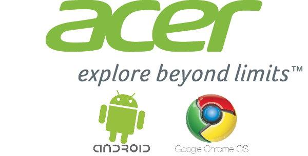 Acer will mehr Chromebooks und Android-Produkte veroeffentlichen