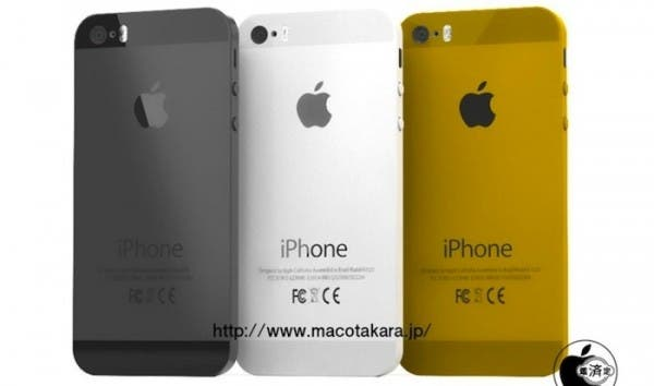 "Analyst: Apple iPhone 5S mit 128GB, A7 und ""Gold Edition"""