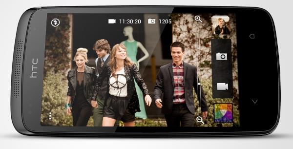 HTC Desire 500 ab September fuer 279 Euro in Deutschland verfuegbar