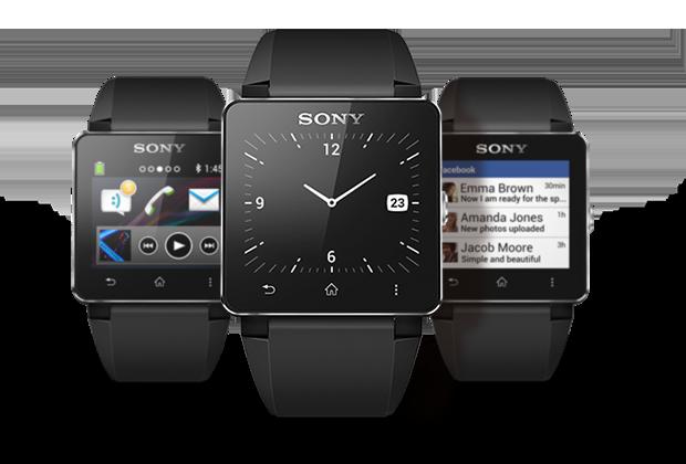 Sony Smartwatch 2 Marktübersicht: Diese Smartwatches gibt es schon
