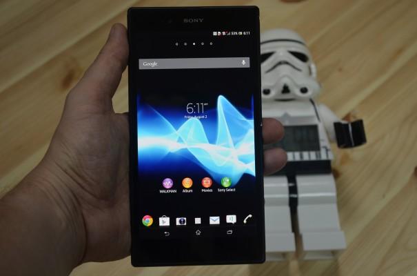 Sony Xperia Z Ultra 15