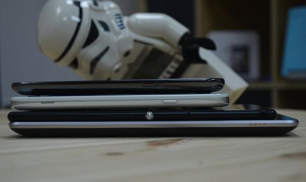 Sony Xperia Z Ultra 605x361 Sony Xperia Z Ultra im ausfuehrlichen Unboxing, Hands On und Vergleich [Video]