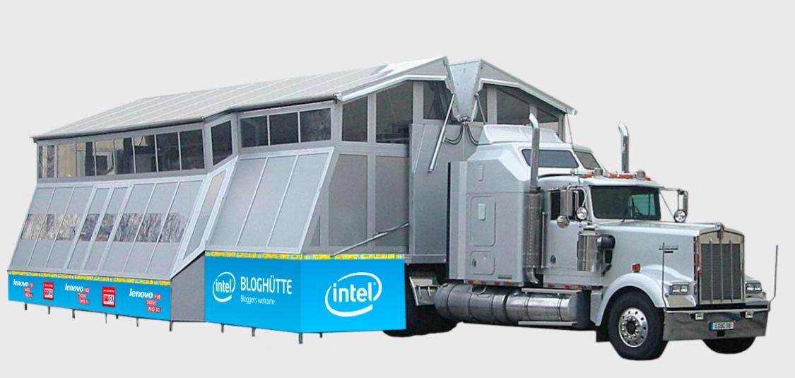 IFA 2013 – Intel Bloghuette, Techlounge Livestream und ganz viele Gewinne!