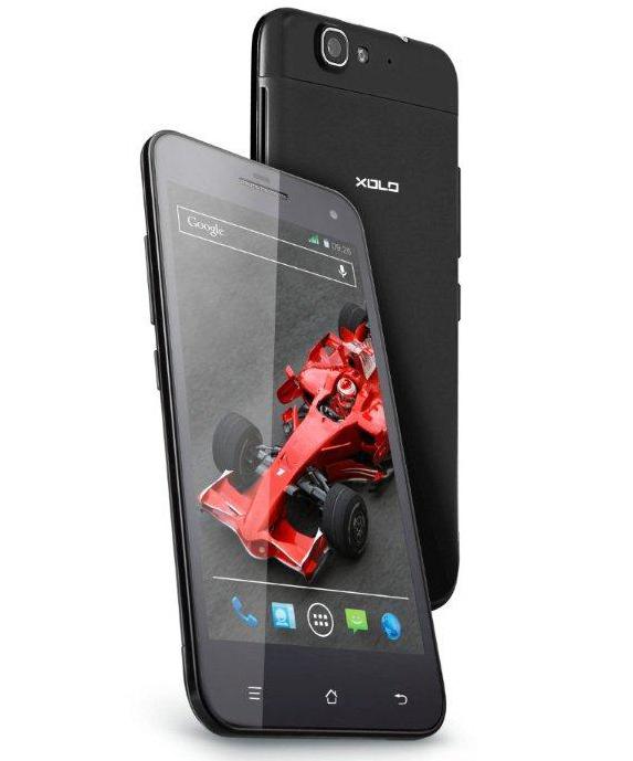 Xolo Q1000S Xolo Q1000S 5 inch Smartphone mit Quad Core und 13 Megapixel Cam vorgestellt