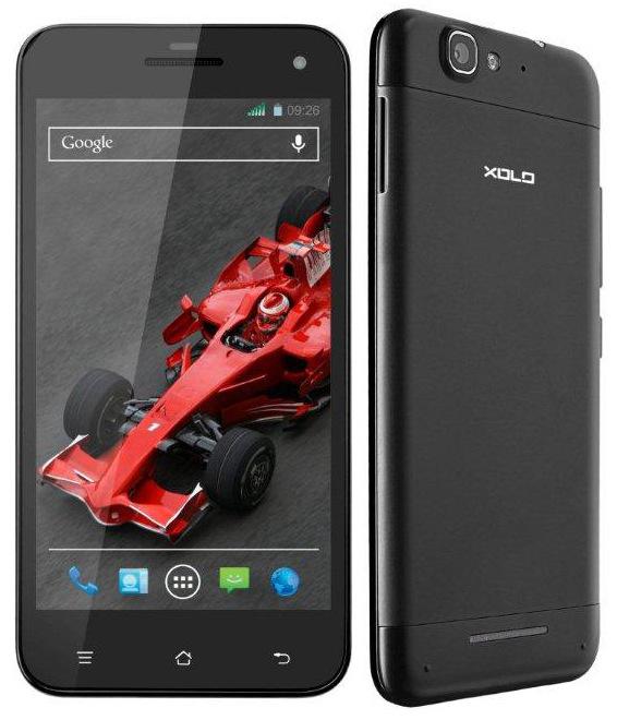 Xolo Q1000S 5-inch Smartphone mit Quad Core und 13 Megapixel Cam vorgestellt
