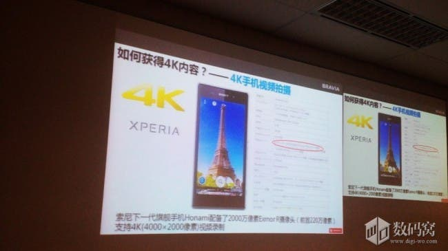 Xperia i1 Honami News: Lavabit Interview, Xperia i1 Honami kann 4K Videos, Vivo X3, Samsung SM Z9005