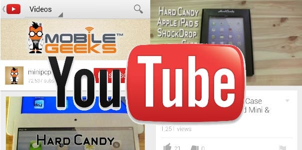 Neue Youtube App fuer Android – Update der UI und Multitasking – Download hier!