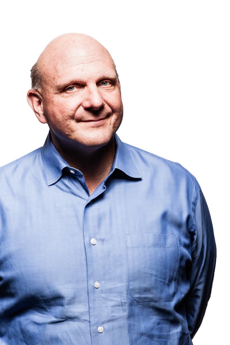 Microsoft: Ballmer kündigt seinen Abschied an