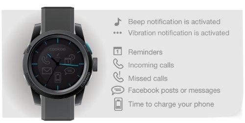 cookoo 06 Marktübersicht: Diese Smartwatches gibt es schon