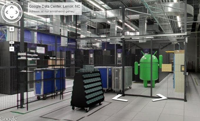 40 Prozent weniger Internet-Traffic: Bei Google gingen für zwei Minuten die Lichter aus *Update*