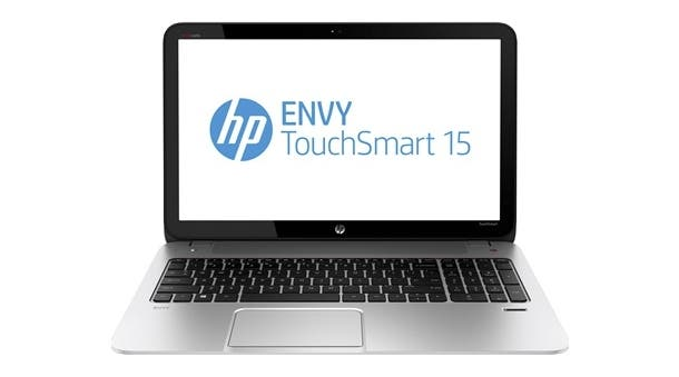 hp envy touchsmart 15 techtäglich: Link Rutsche am 15. August 2013