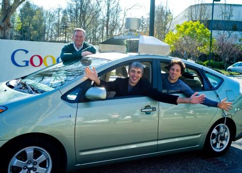 Robo Taxi: Google bastelt an Fuhrpark aus selbstfahrenden Autos