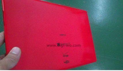 Nokia Windows RT Tablet: Erstes Foto aufgetaucht