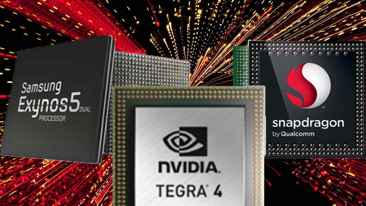 Benchmark: Exynos 5 Octa vs Snapdragon 800 vs Tegra 4 – NVIDIA hat Nase vorn!