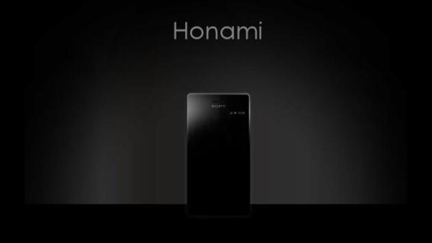Sony Honami Mini geleakt