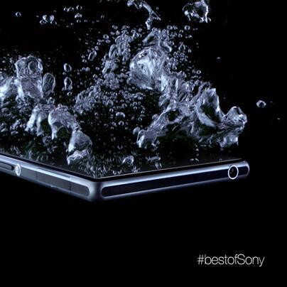 xperia z1 teaser News: Tizen im Oktober, Xperia Z1 wird wasserdicht, LG mit Samsung Tablet, Vivo X3 vorgestellt