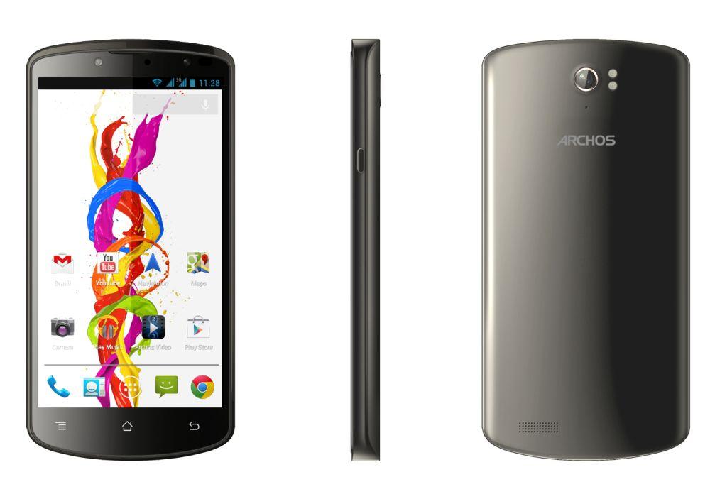 IFA: Archos 50 Oxygen – 5-inch Smartphone für 299 Euro im Hands-on