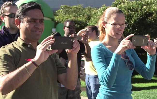 Android kitkat Nexus 5 Android Kitkat: Sehen wir hier schon das Nexus 5?