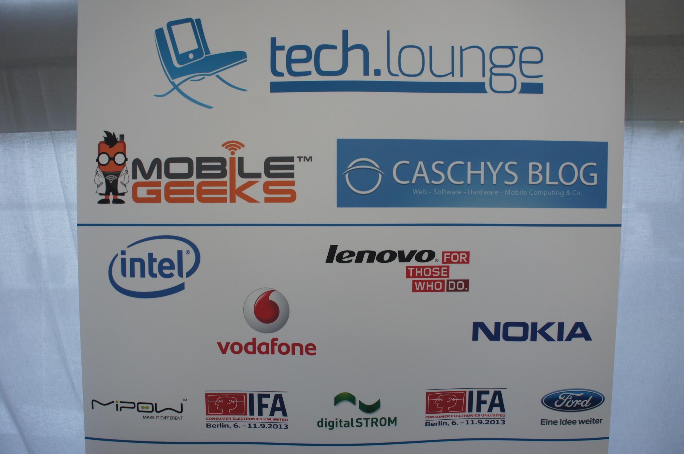 Techlounge IFA Livestream – Wir sind auf Sendung *Update: Wiederholung*