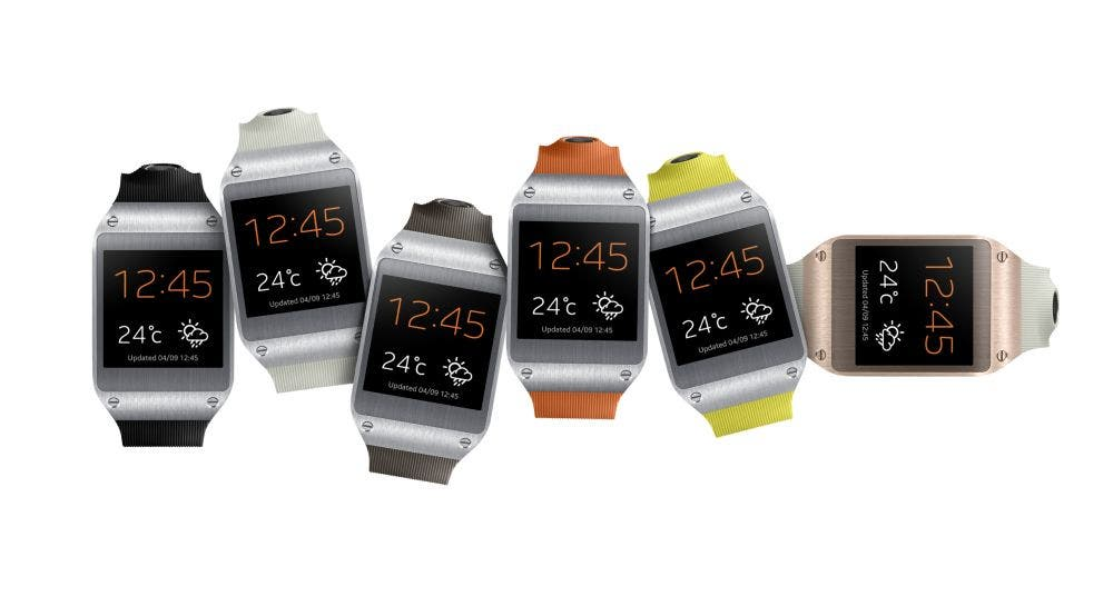 Galaxy Gear 006 Set1 Front Six techtäglich: Techlinks am 21. Januar 2014