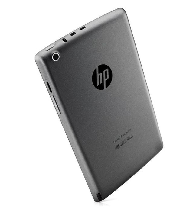 HP Slate 7 Extreme back HP Slate 7 Extreme: Günstiges Gaming Tablet auf Basis des Nvidia Tegra Note   Tegra 4 Quadcore & Stylus!