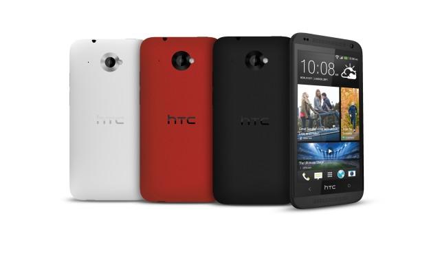 HTC Desire 601 aka 'Zara' offiziell vorgestellt