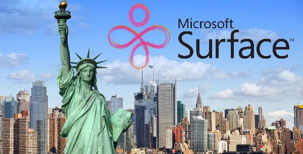 Montag, 23.9. ab 16:30 Uhr – Wir berichten live vom Microsoft Surface Event in New York