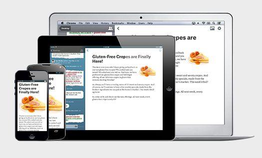 Quip: Kooperative Textverarbeitung für mobile Geräte